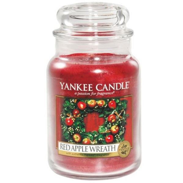 Bild für Kategorie Red Apple Wreath