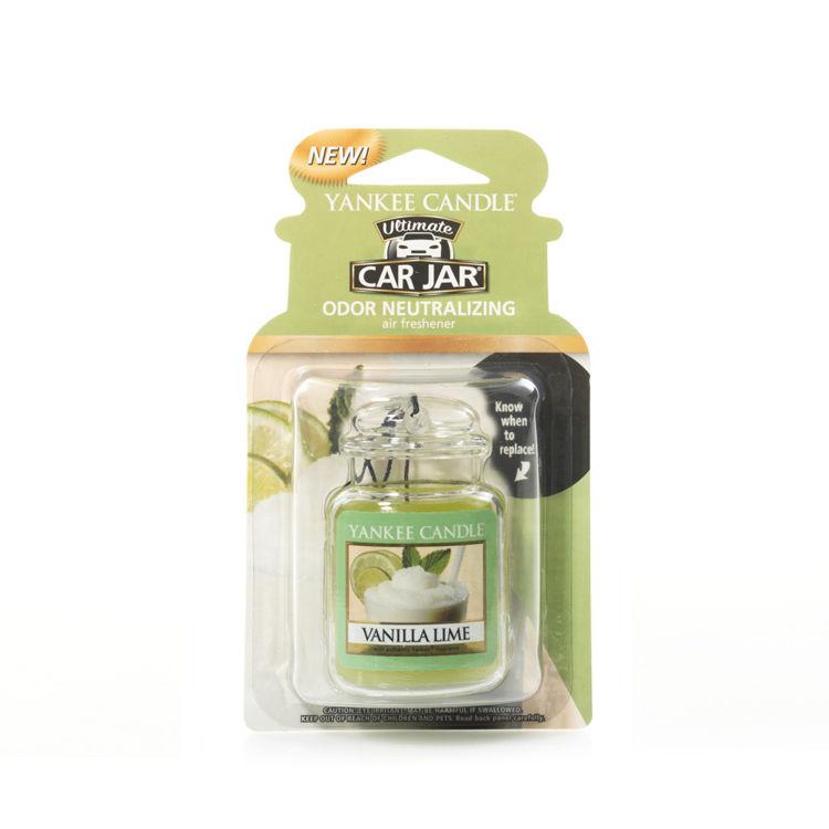 Bild von Vanilla Lime Car Jar Ultimate