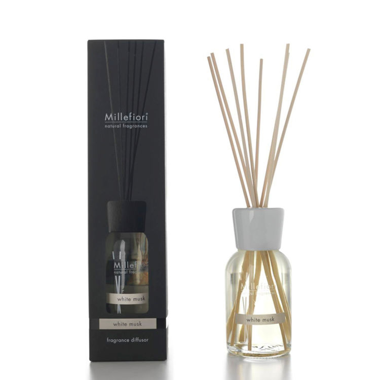 Image de White Musk Natural Stick Diffuser 250ml