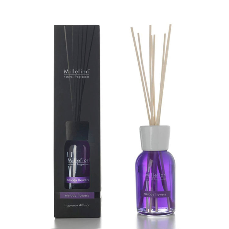 Image de Melody Flowers Natural Stick Diffuser 250ml