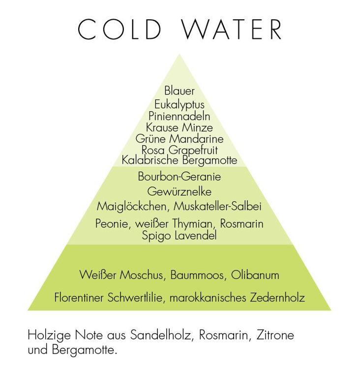 Bild von Cold Water Cuori e Fiori Car Refresher