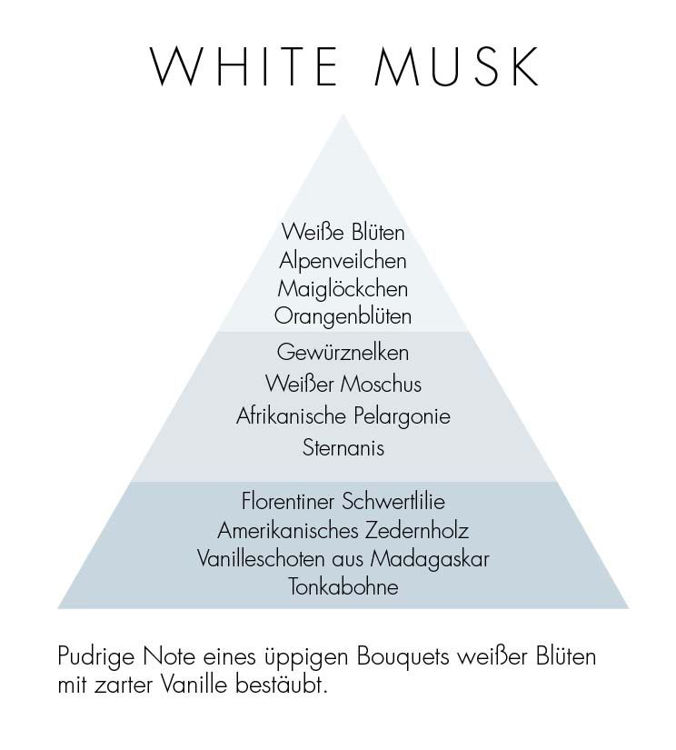 Image de White Musk Icon Refill Car Refresher