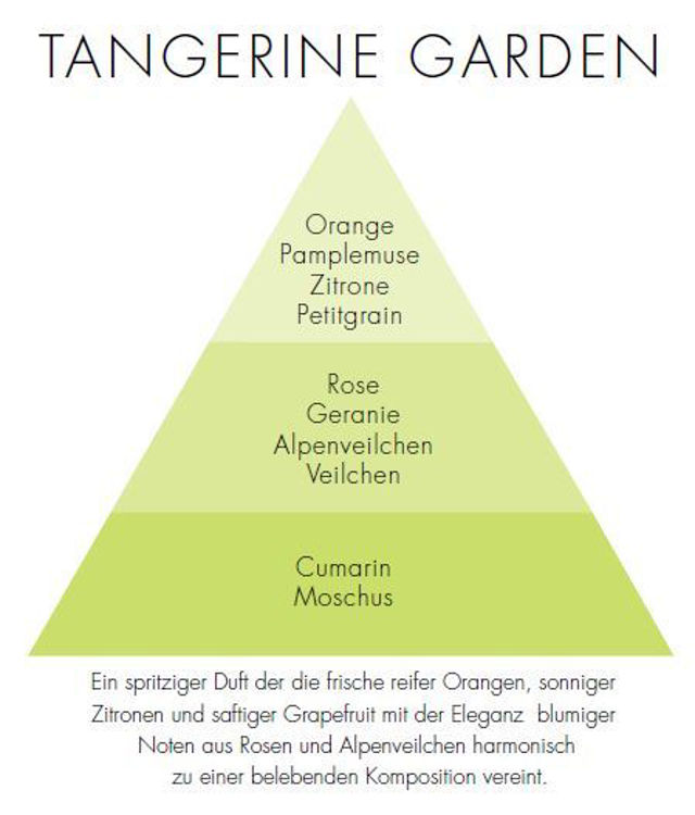 Image de Diffuser Tangerine Garden Via Brera Refill Stick Diff.