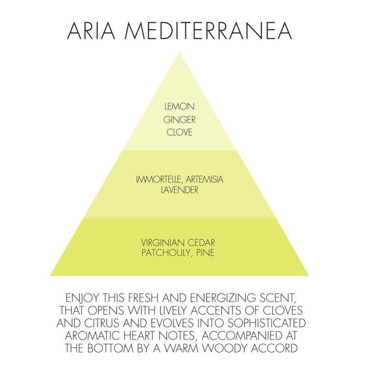 Bild von Aria Mediterranea New Zona Stick Diffusers 500ml