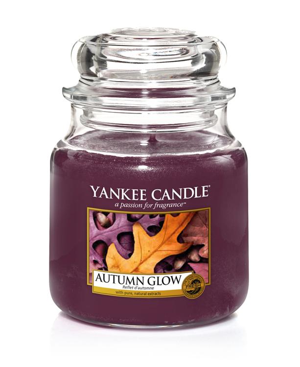 Bild von Autumn Glow medium Jar (mittel)