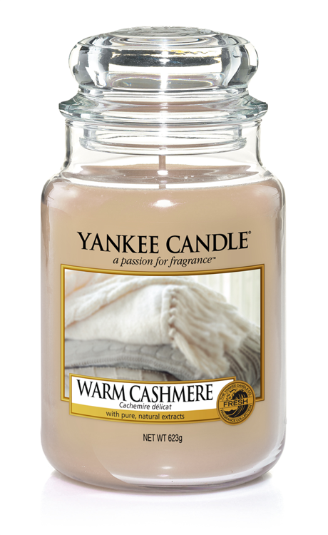 Image de Warm Cashmere large Jar (gross/grande)