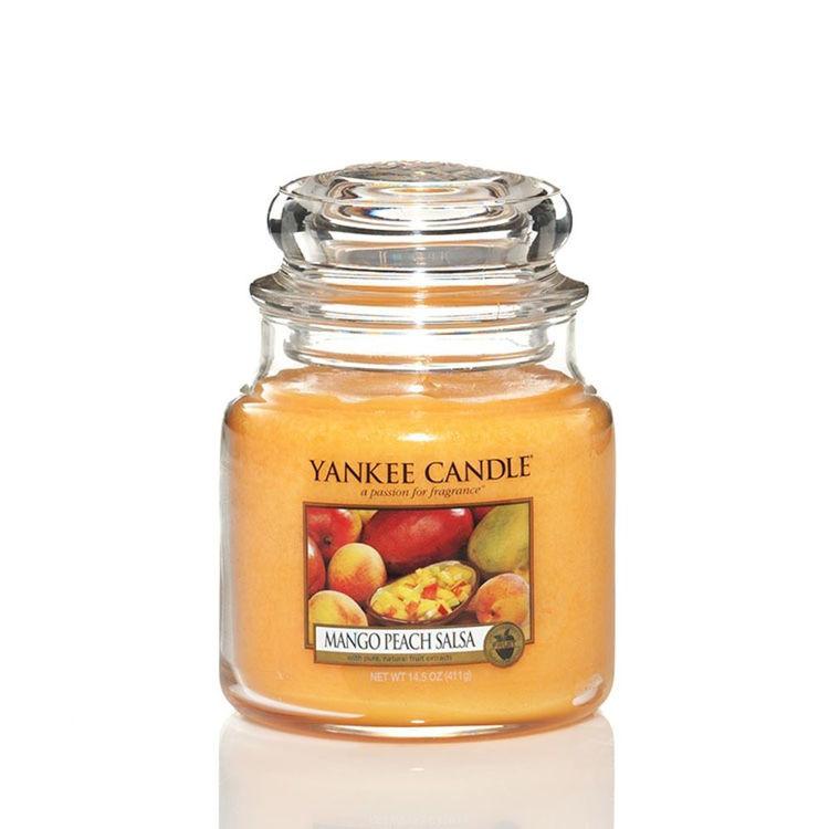 Image de Mango Peach Salsa medium Jar (mittel)