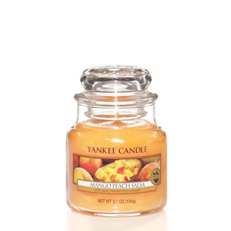 Bild von Mango Peach Salsa small Jar (klein/petite)