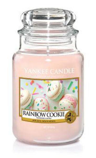 Bild für Kategorie Rainbow Cookie