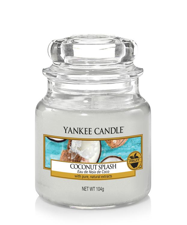 Bild von Coconut Splash small Jar (klein/petite)