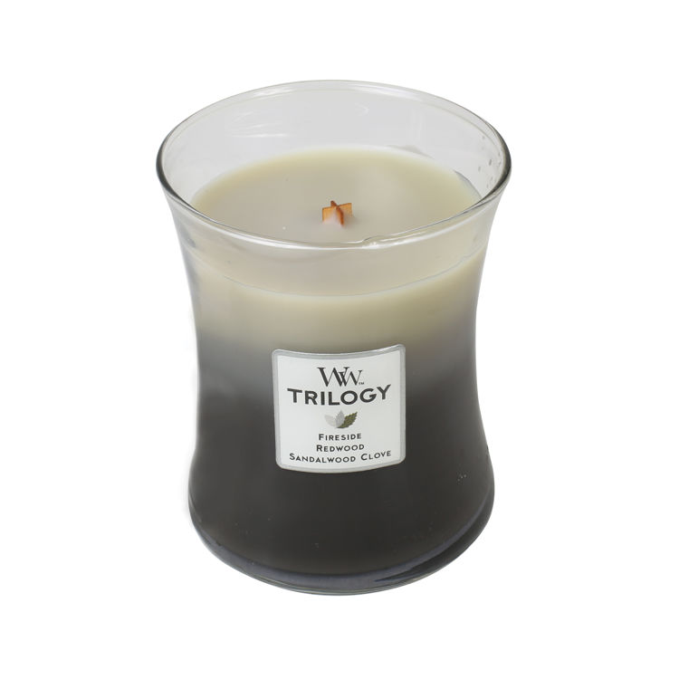 Image de Warm Woods Trilogy Medium Jar