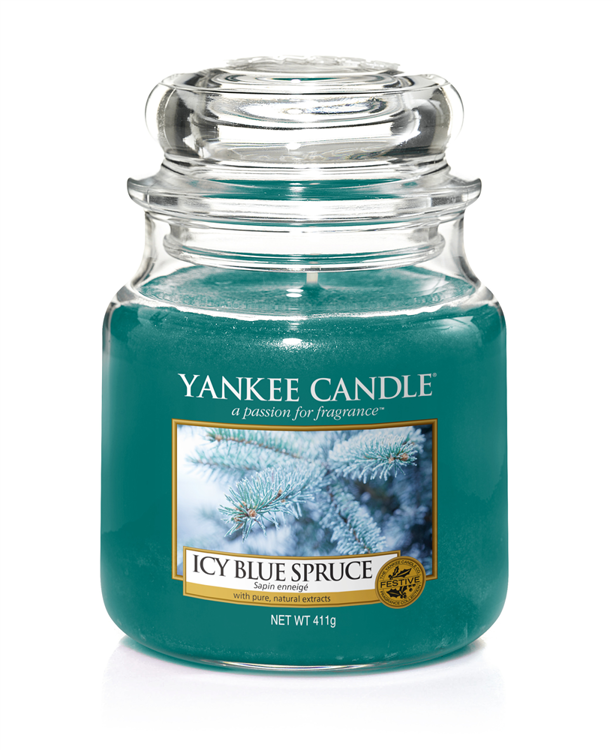 Image de Icy Blue Spruce medium Jar (mittel)