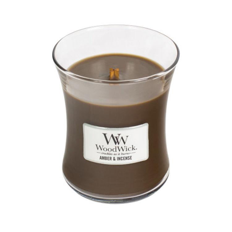 Bild von Amber and Incense Medium Jar