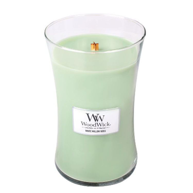 Bild von White Willow Moss Large Jar