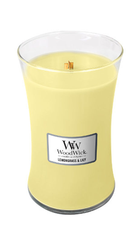 Bild von Lemongrass & Lily Large Jar