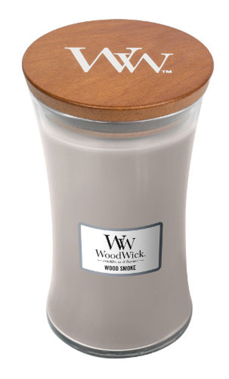 Bild von Wood Smoke Large Jar