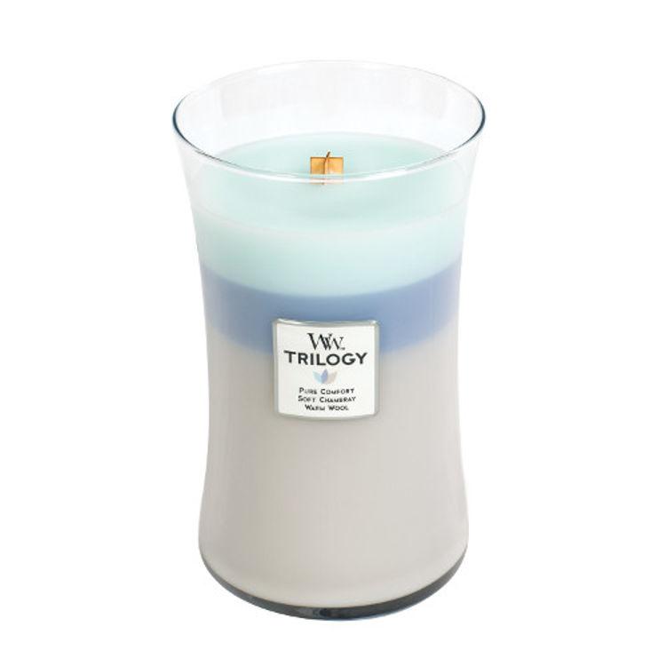 Image de Woven Comforts Trilogy Large Jar