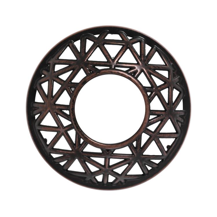 Image de Belmont Bronze Metal Illuma Lid H32xT88XD88mm
