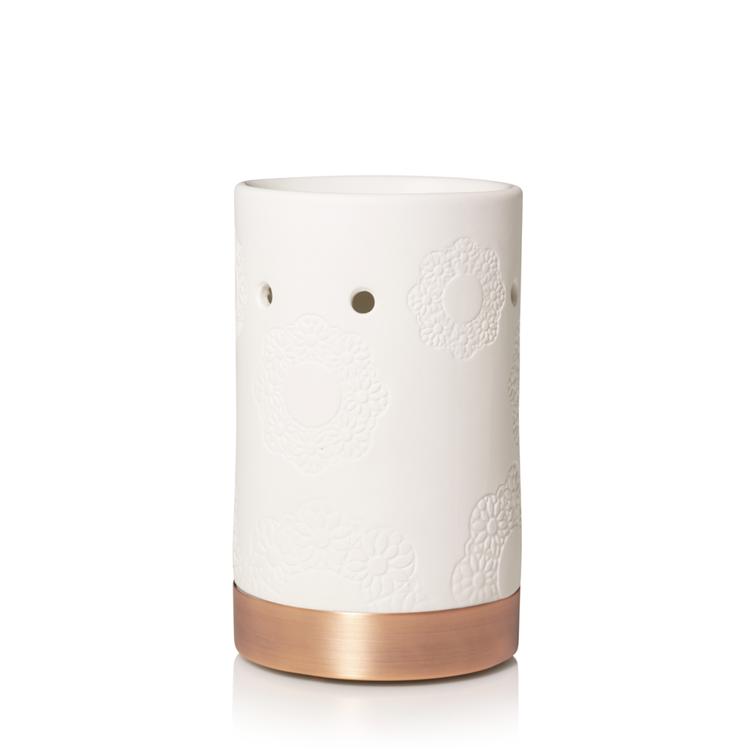 Bild von Addison Floral Ceramic Wax Warmer H149xD89mm