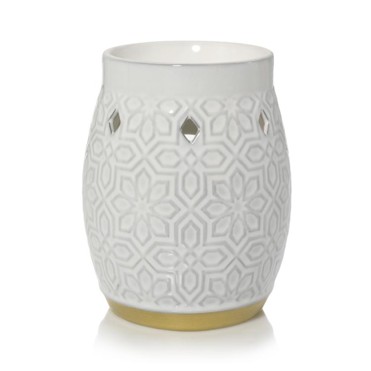 Image de Addison Patterned Ceramic Wax Warmer H142D128mm