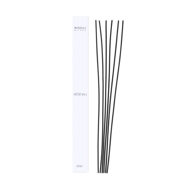 Image de Ersatzstäbchen H: 60cm/6Stk Sticks for Diffuser black