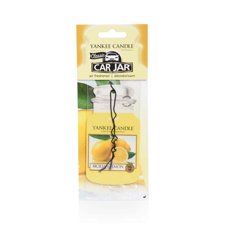 Bild von Sicilian Lemon Car Jars Karton