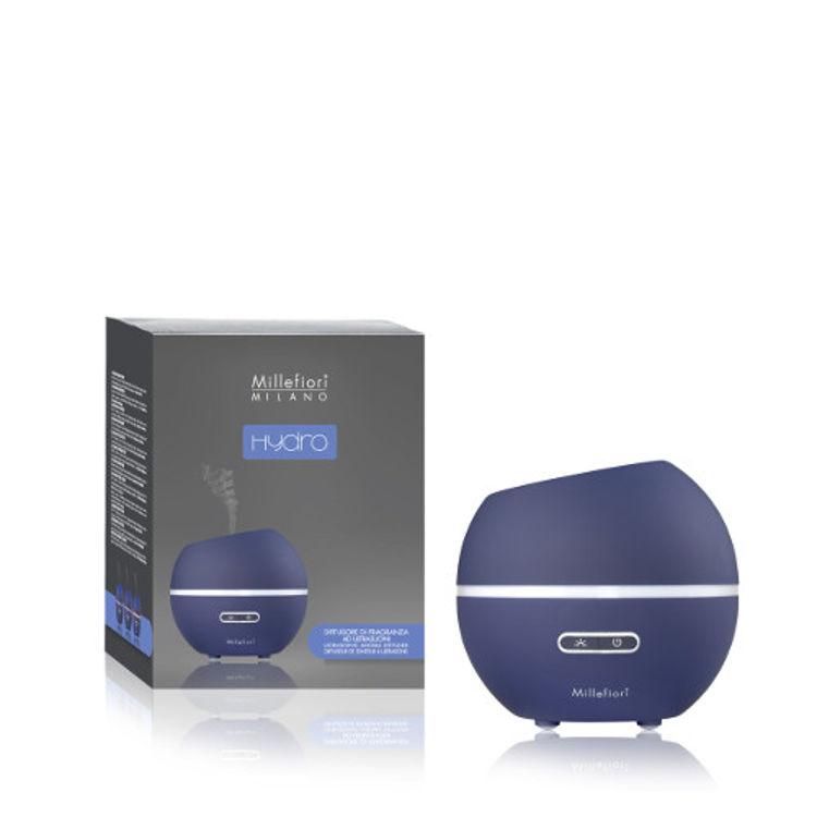 Bild von Hydro Ultrasound Diffuser Half Sphere Blue