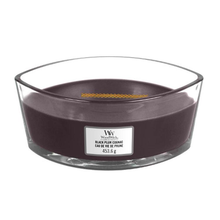 Image de Black Plum Cognac Ellipse