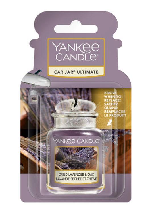 Image de Dried Lavender & Oak Car Jar Ultimate