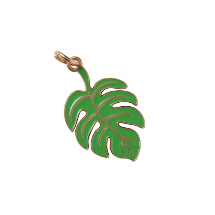 Bild von Charm Palm Leaf Charming Scents Charm