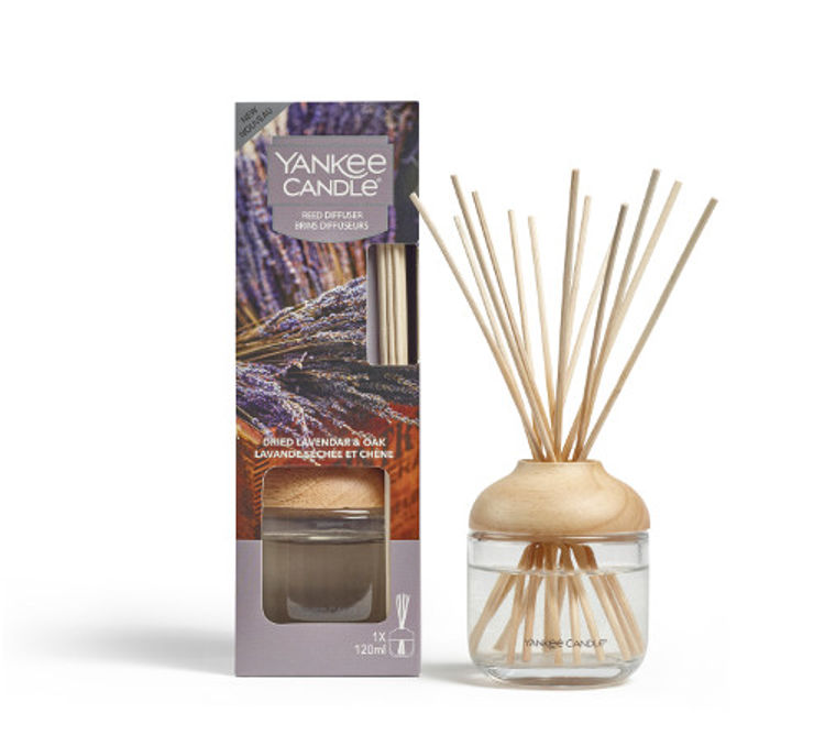 Image de Dried Lavender & Oak Reed Diffusers 120ml