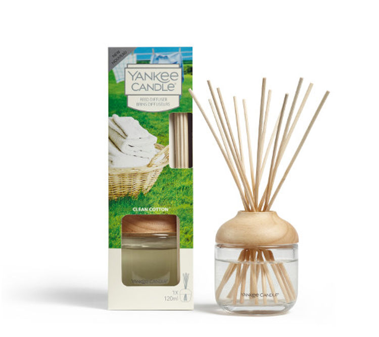 Image de Clean Cotton Reed Diffusers 120ml