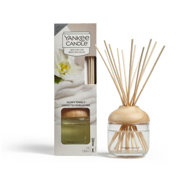 Image de Fluffy Towels Reed Diffusers 120ml