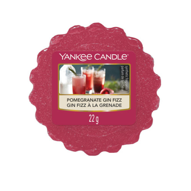 Bild von Pomegranate Gin Fizz Wax Melts