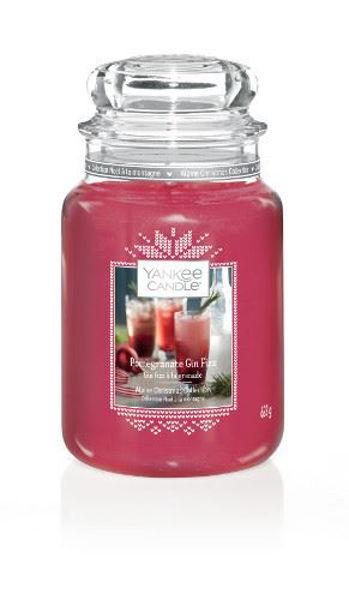 Bild für Kategorie Pomegranate Gin Fizz