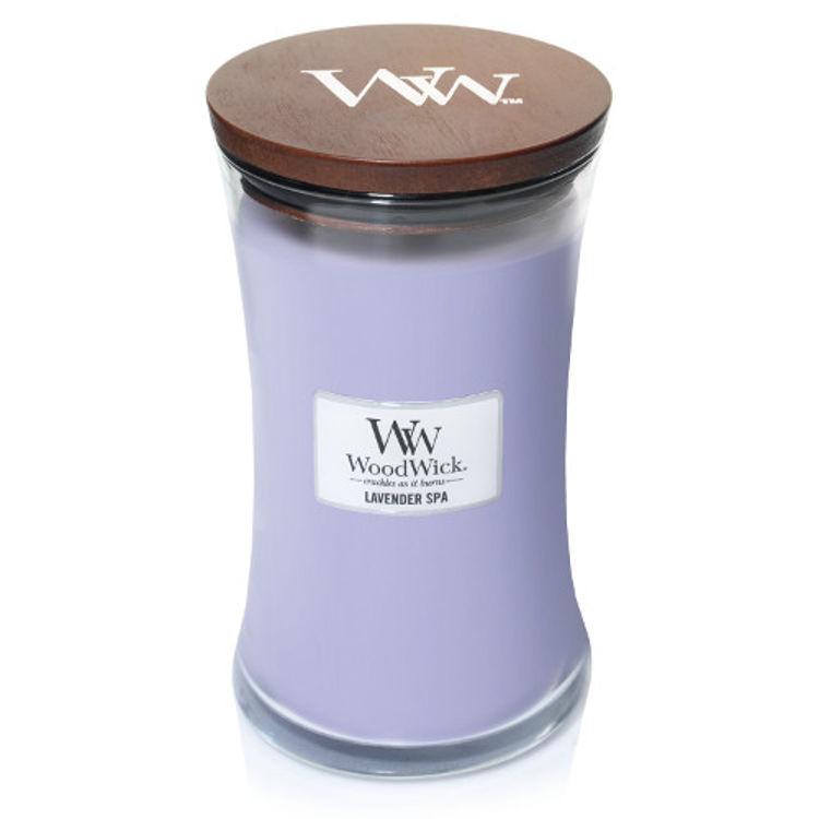 Bild von Lavender Spa Large Jar