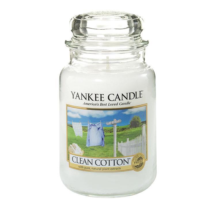 Image de Clean Cotton large Jar (gross/grande)