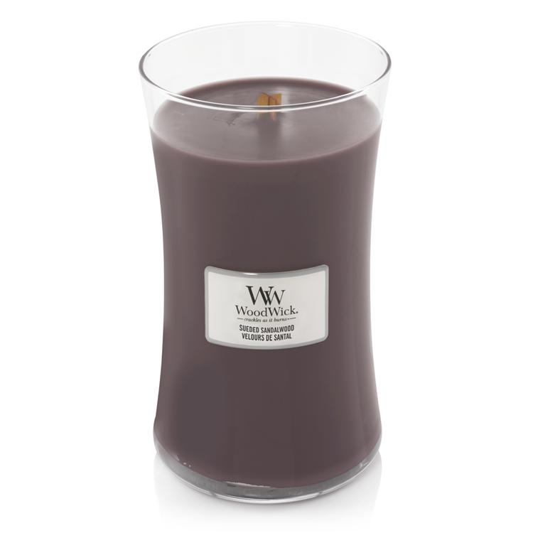 Image de Sueded Sandalwood Large Jar
