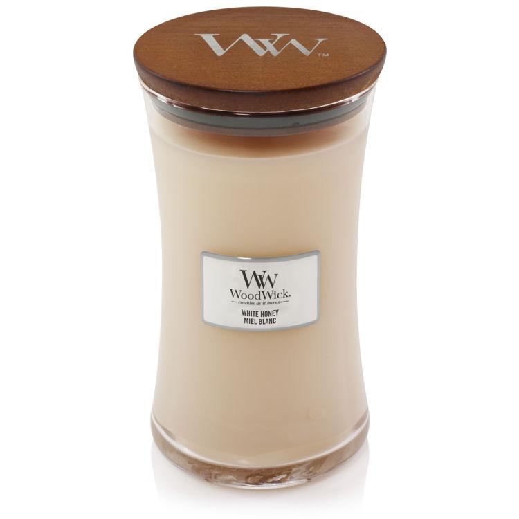 Bild von White Honey Large Jar