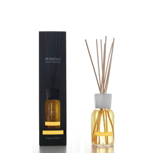 Image de la catégorie Bois & Fleur d'Oranger