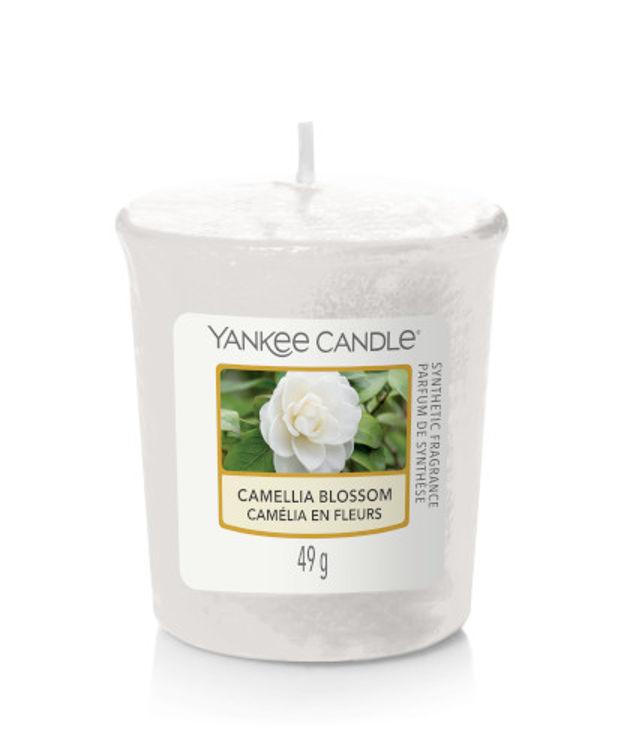 Image de Camellia Blossom Votives