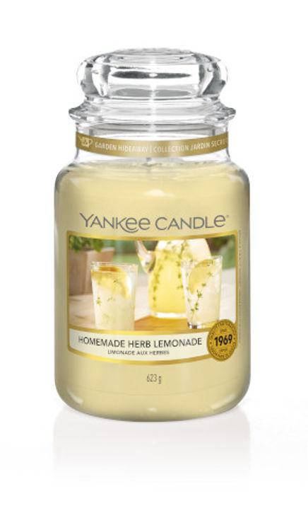 Bild von Homemade Herb Lemonade large Jar (gross/grande)
