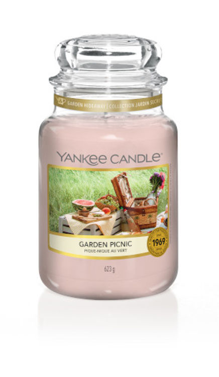 Bild von Garden Picnic large Jar (gross/grande)