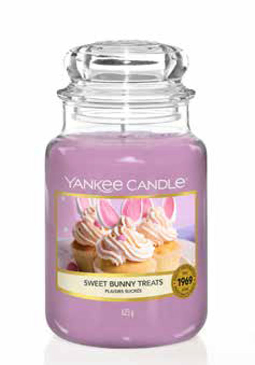 Image de Sweet Bunny Treats large Jar (gross/grande)