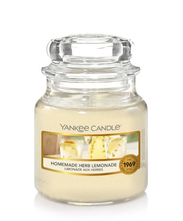 Bild von Homemade Herb Lemonade small Jar (klein/petite)