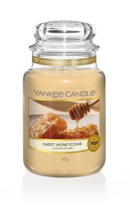 Image de Sweet Honeycomb large Jar (gross/grande)