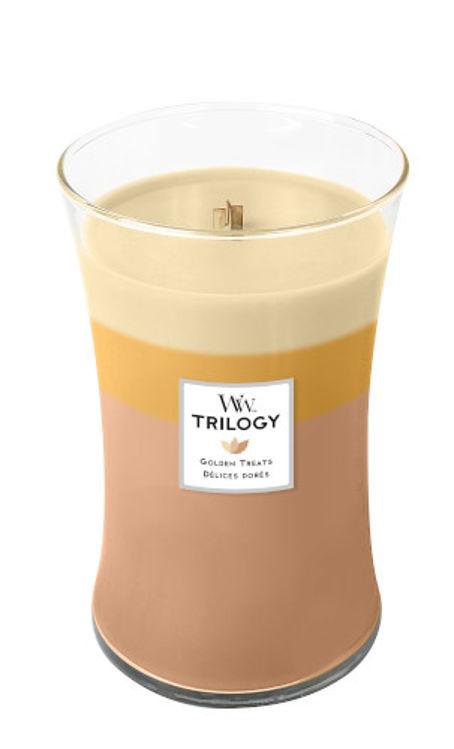 Bild von Golden Treats Trilogy Large Jar