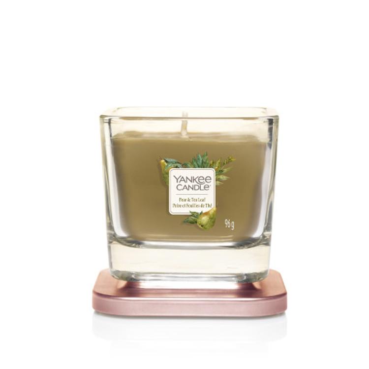 Image de Pear & Tea Leaf Elevation Small Vessel