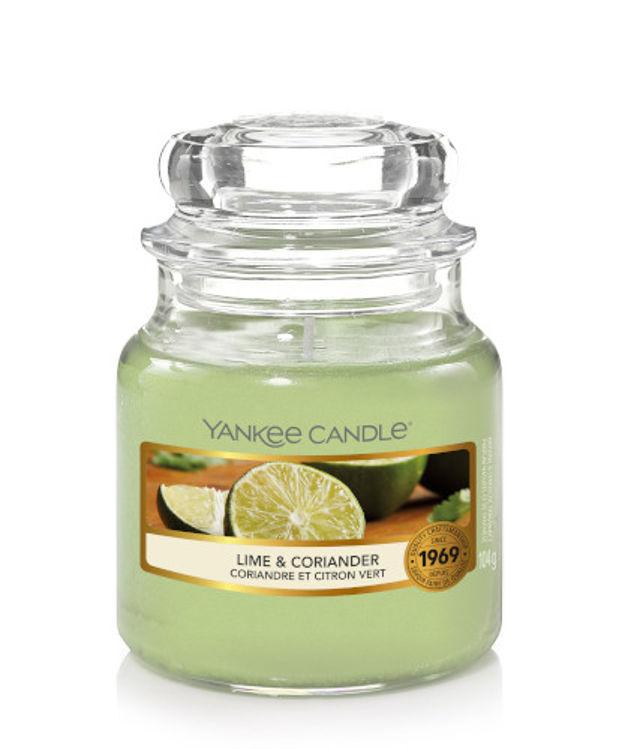 Image de Lime & Coriander small Jar (klein/petite)
