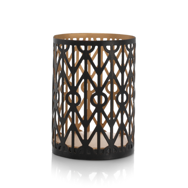 Image de Petite Candle Holder Geometric